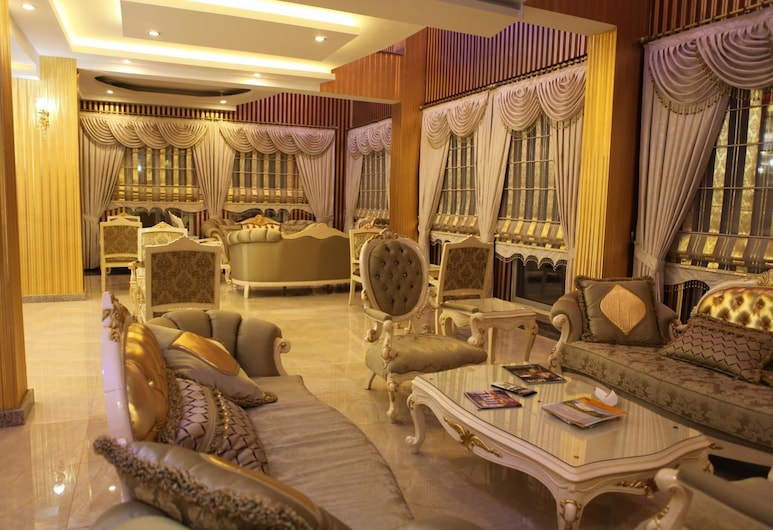 Mostar Hotel, Tatvan, Zitruimte lobby
