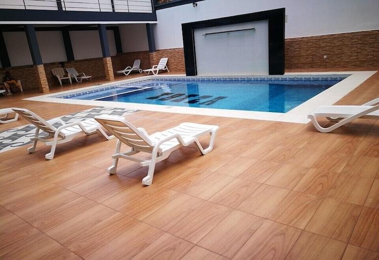 Hostal Ibiza, Σάντα Κρουζ, Εξωτερική πισίνα