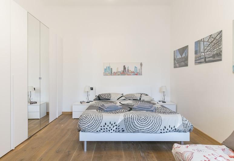 notaMi - Borsieri 29, Milaan, Appartement, 1 slaapkamer, Kamer