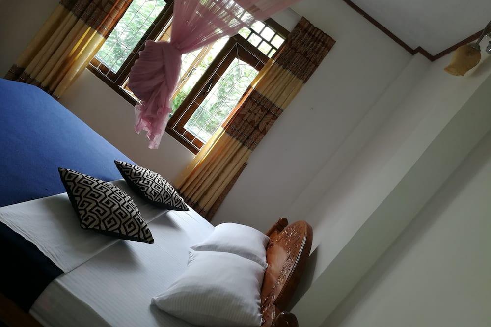 Familienzimmer, 1 Schlafzimmer, Raucher - Zimmer