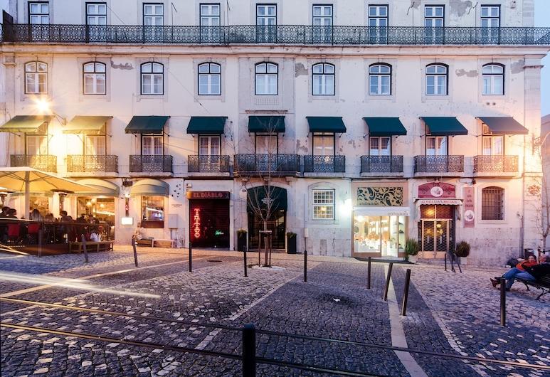 Dear Lisbon – Bordalo Palace Chiado, Λισσαβώνα, Εξωτερικός χώρος
