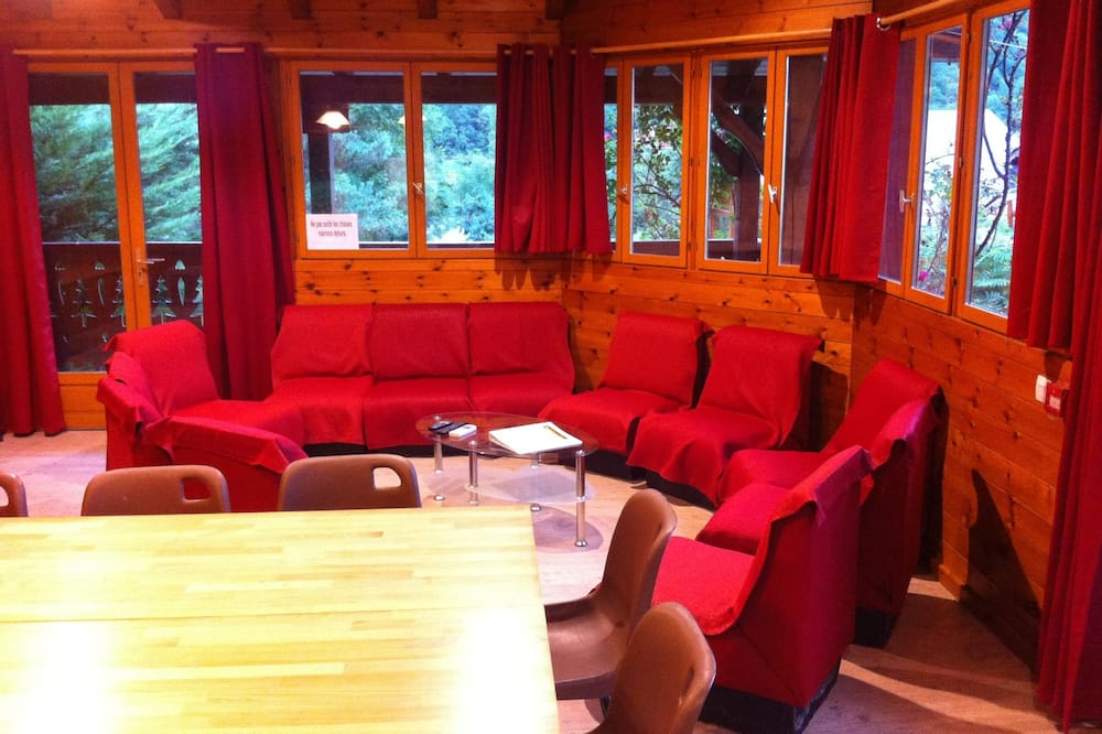 Planinska kuća - chalet (20 Personnes) - Dnevna soba