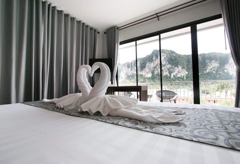 Aonang Sea Valley Resort, Krabi, Deluxe tweepersoonskamer, Kamer