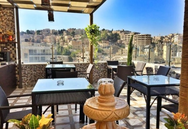 Hawa Amman Hotel, Amman, Terrace/Patio
