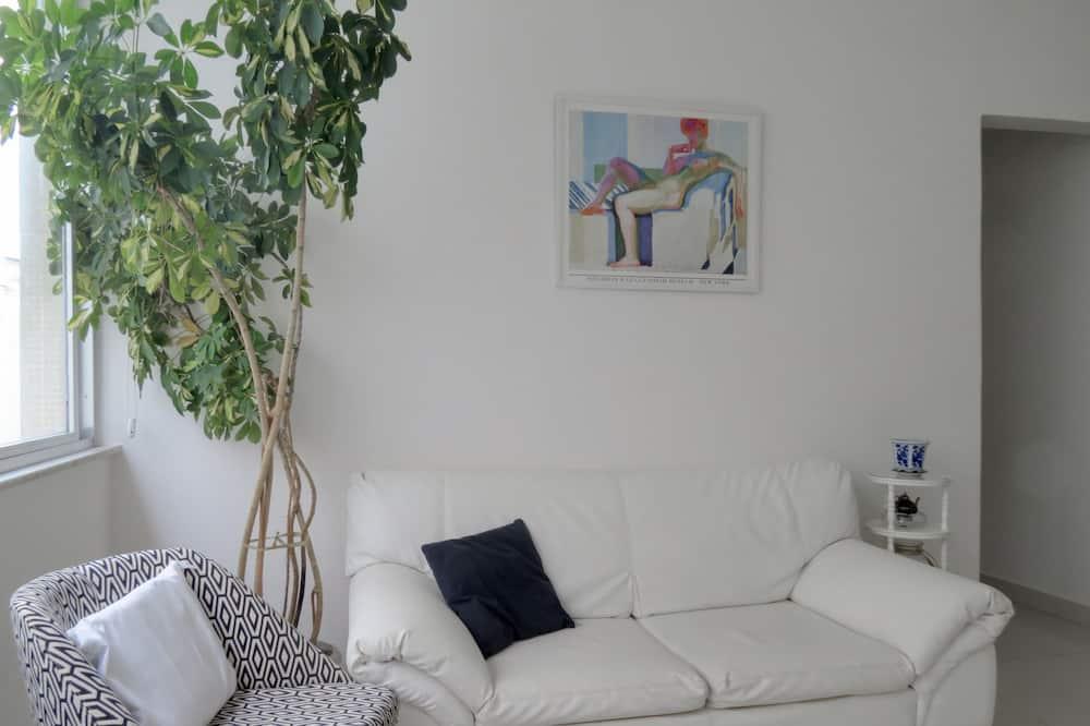 Apartamento (C2-0046) - Sala de estar