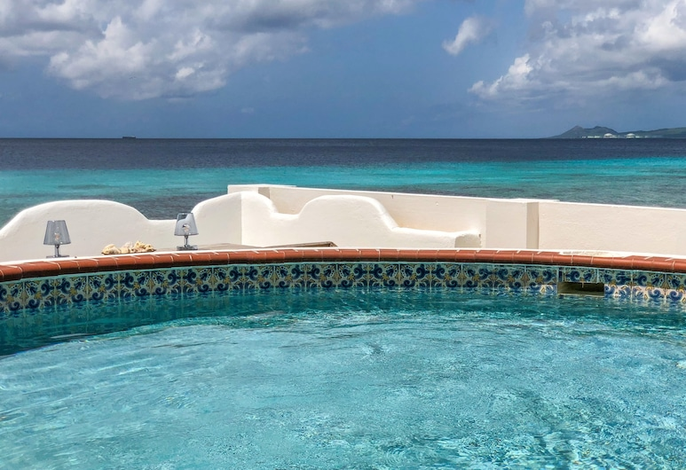 One Ocean Boutique Apartments & Suites Bonaire, Kralendijk, สระว่ายน้ำ