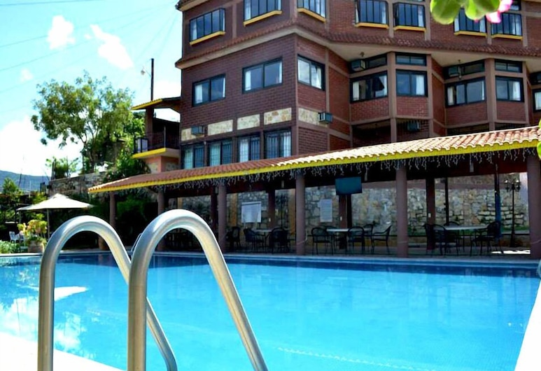 RIVER SIDE HOTEL, Chiapa De Corzo, Útilaug