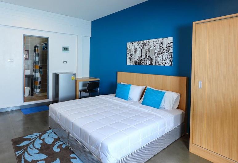 방타오 게스트 하우스, Choeng Thale, Budget Double Room, 객실
