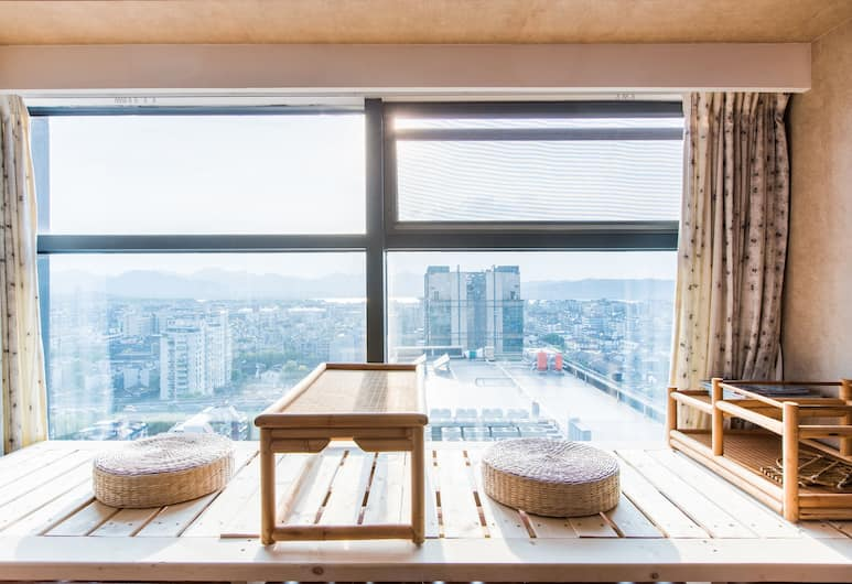 Summer Flower Apartment, Hangzhou, Chinese Style Apartment - Three Beds, Room