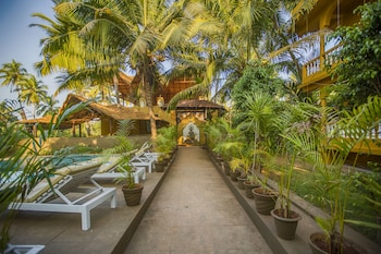 Bild vom Devarya Wellness Beach Resort in Morjim