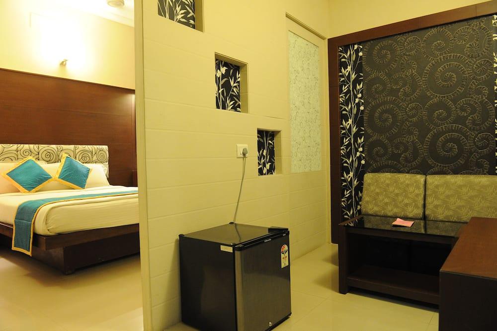 Apartmá typu Exclusive, 1 ložnice - Minilednička