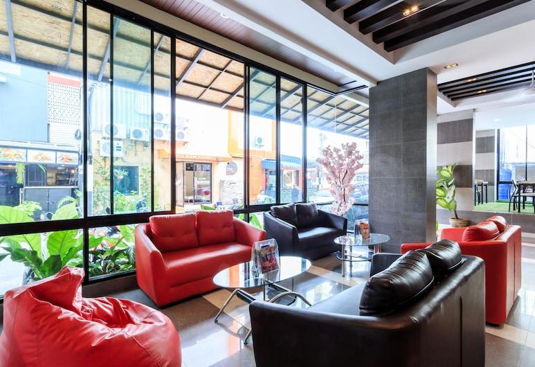 7Q Bangla Hotel, Patong, Lobby Sitting Area