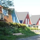 Casa de campo, 3 habitaciones, terraza, vista al jardín - Imagen destacada