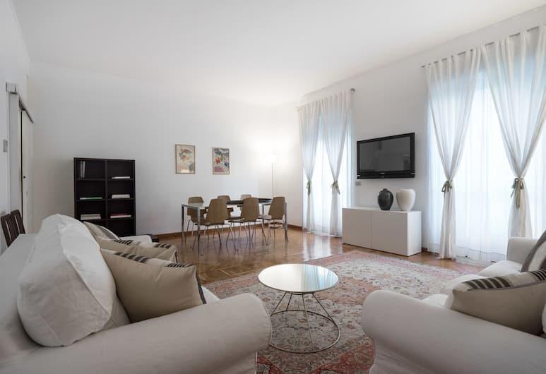 Hacca Collection Milano - Bainsizza, Milan, Apartemen, 3 kamar tidur, Area Keluarga