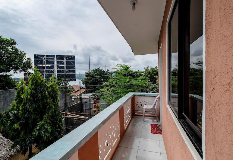 ZEN Rooms Basic Matt Guesthouse Boracay, Boracay Island, Chambre Double Standard, Balcon