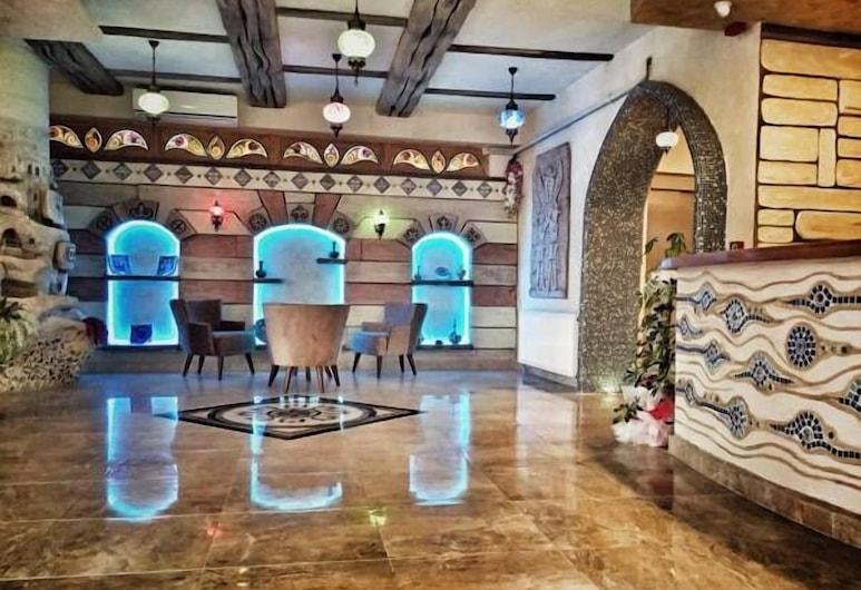 Waha Hotel, Bursa, Recepción