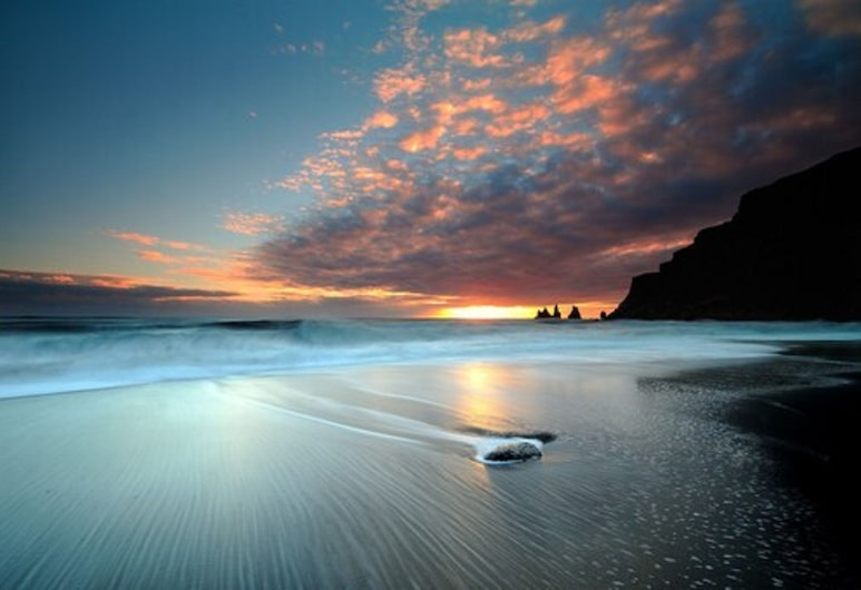 Hótel Dyrhólaey, Vik I Myrdal, Beach