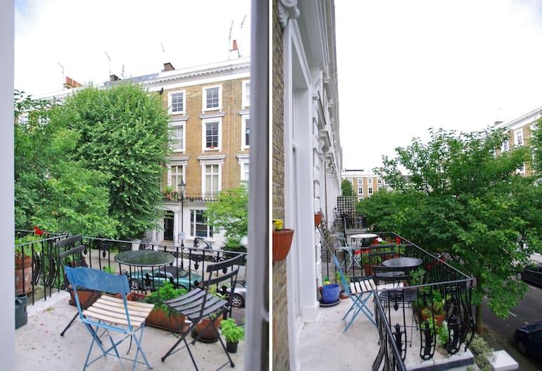 The London Agent Notting Hill Balcony, London, Apartment, 1 Bedroom, Balcony