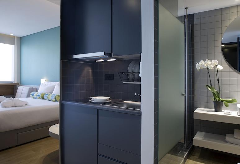 K29 Hotel, Αθήνα, Διαμέρισμα (The Midi), Περιοχή καθιστικού