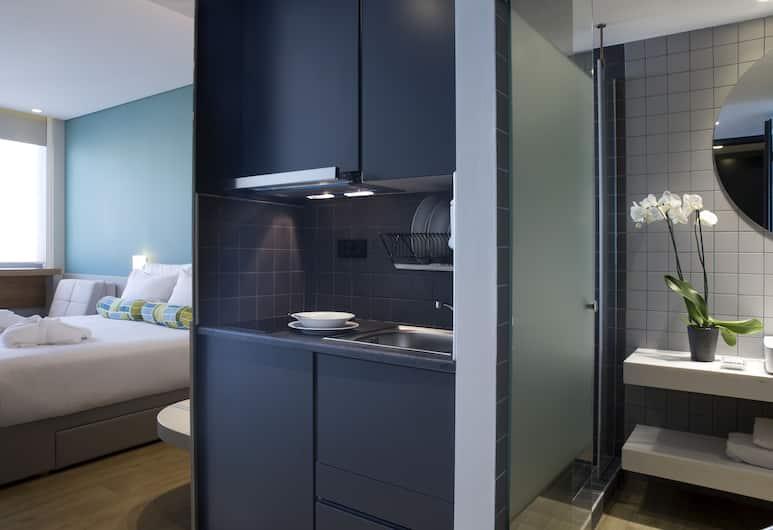 K29 호텔, 아테네, 아파트 (for 2), 거실 공간