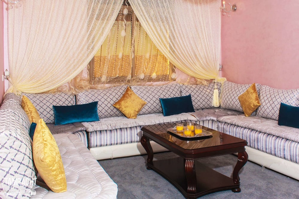 Apartament typu Royal, 2 sypialnie - Salon
