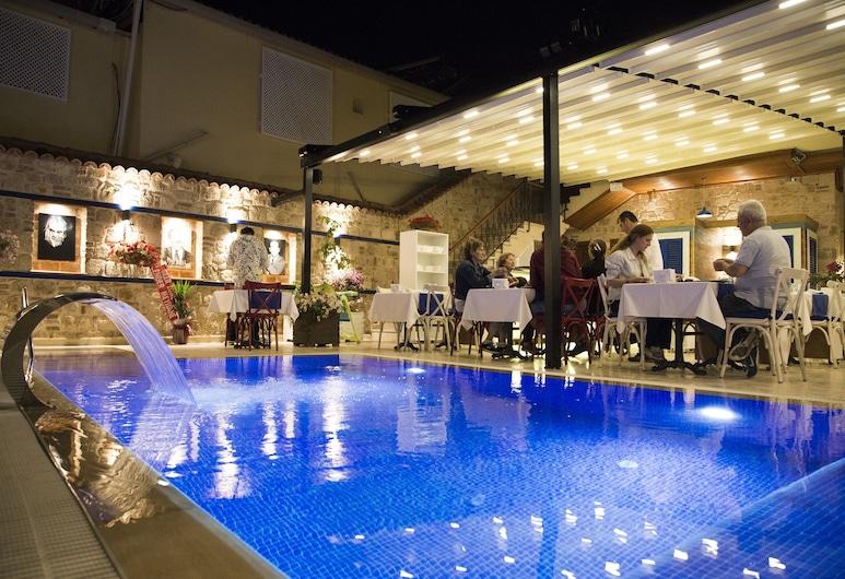 Kervan Hotel, Antalya, Havuz