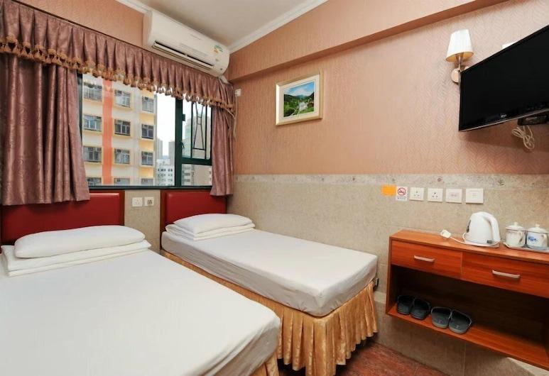 金翔酒店九龍店, 九龍, 雙床房, 客房