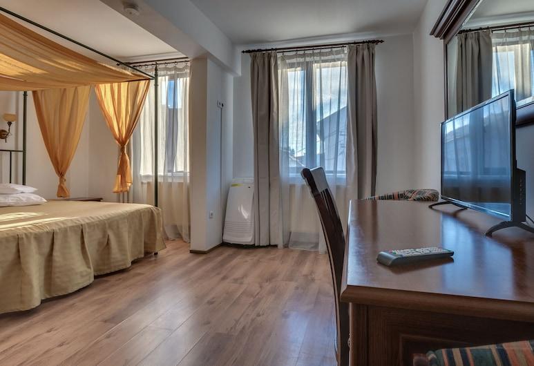 Fullton Central Inn, Cluj-Napoca, Habitación doble Deluxe, 1 habitación, Habitación