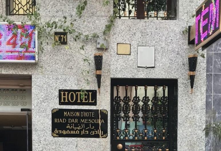 Riad Dar Mesouda, Tangier