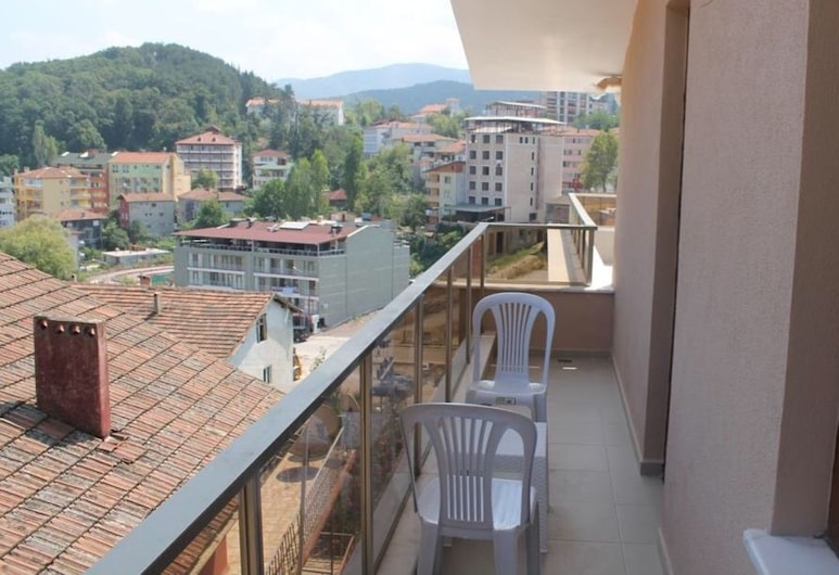Almasa Suite Aparts, Yalova, Appartement, 2 chambres, Balcon