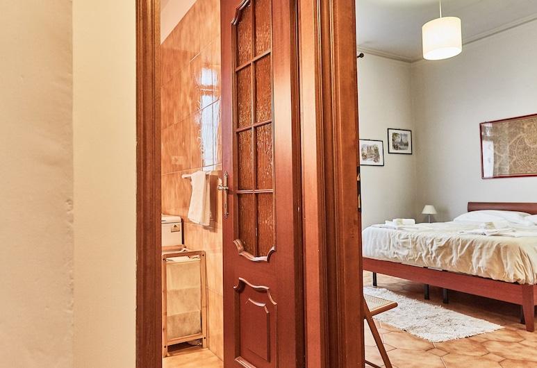Bilocale Lingotto, Turín, Departamento panorámico, 1 habitación, balcón (Skyscraper View), Habitación
