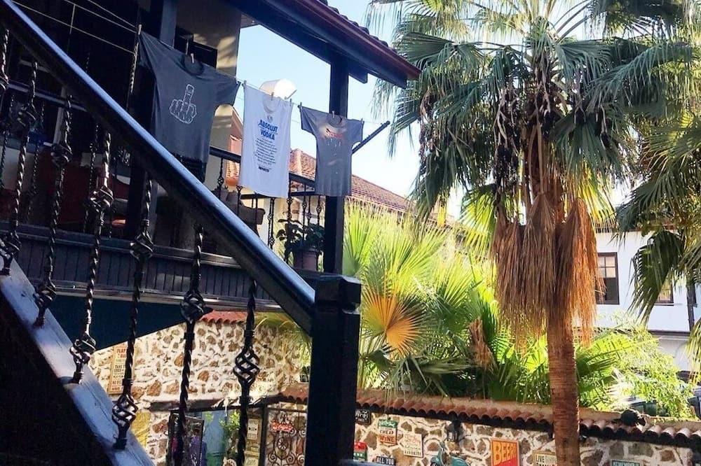 Standard dubbelrum - Balkong