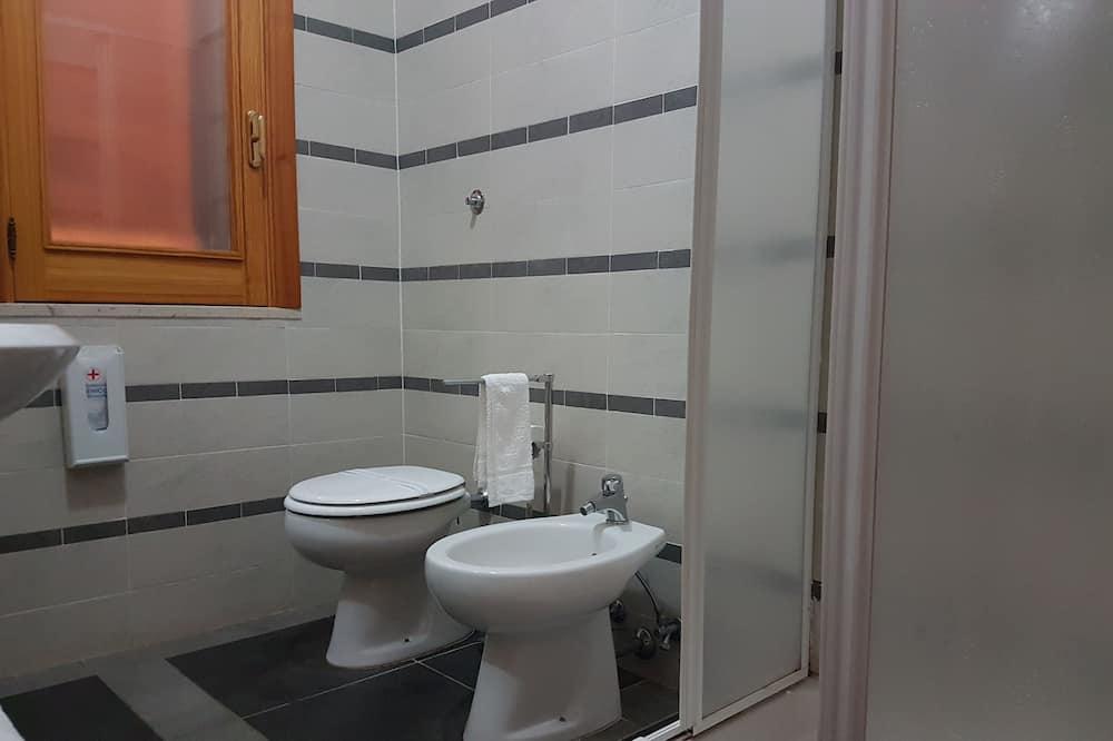 Номер «Делюкс», з балконом, з видом на море - Ванна кімната