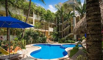 Hình ảnh Rinconada del Sol Apartments by CSR tại Playa del Carmen