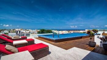 在卡曼海滩的卡门太阳出租公寓照片