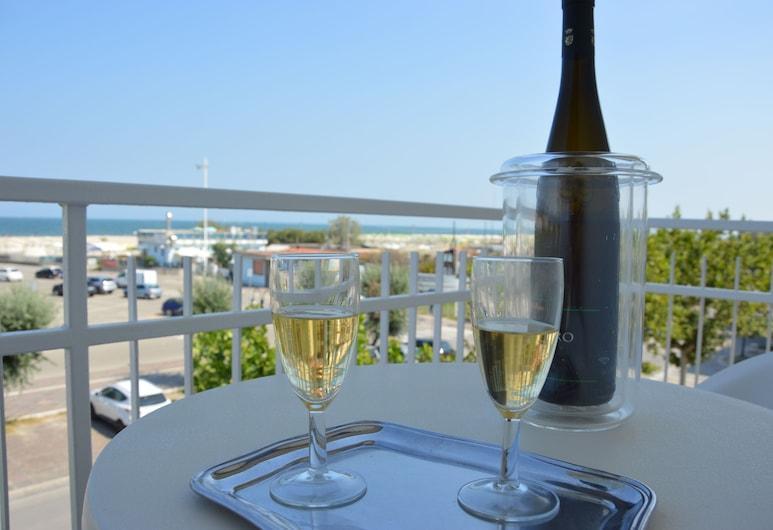 Hotel Diga, Ravenna, Balcony View