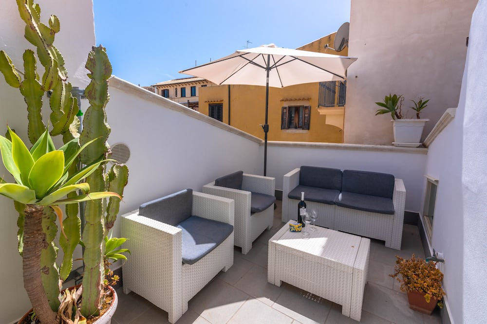 Сімейний дюплекс, тераса - Тераса/внутрішній дворик