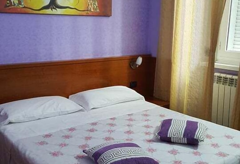 露西亞塔格利費里酒店, 羅馬, 雙人房, 客房