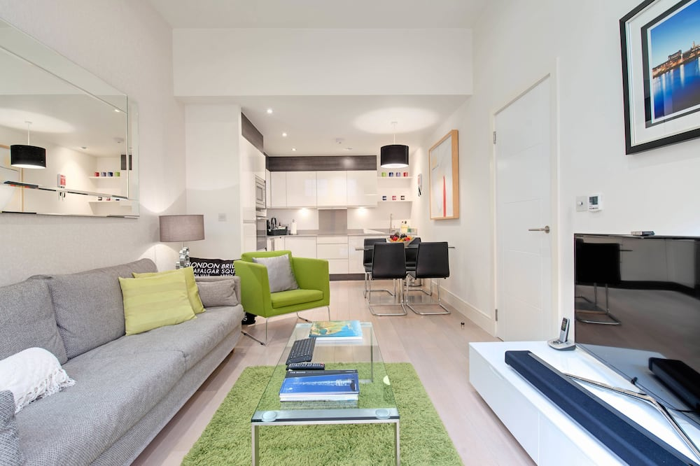 Bloomsbury Pearl Mews House - Περιοχή καθιστικού