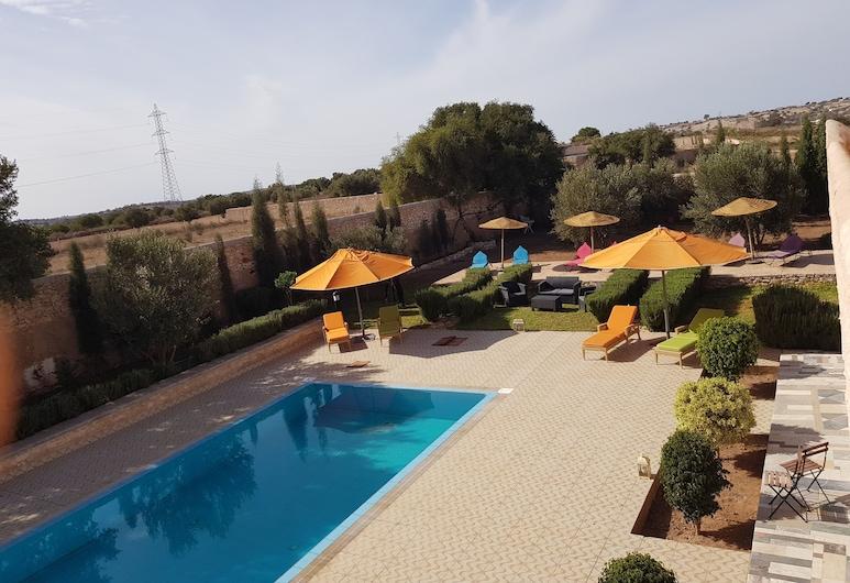 Villa Al-Jaouhara, Esauira, Piscina al aire libre