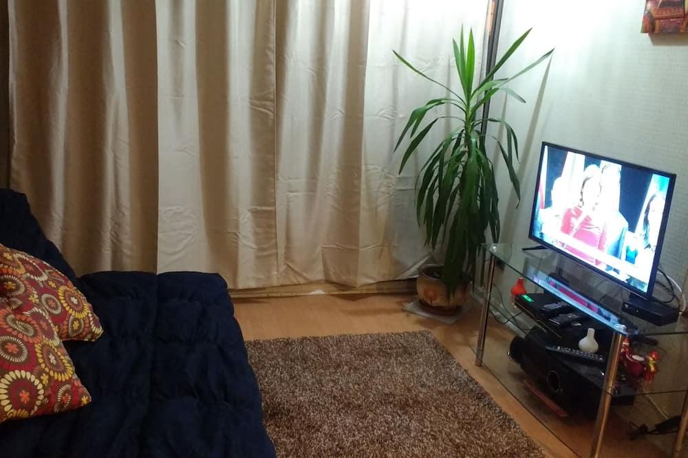 דירה, 2 חדרי שינה, חדר רחצה פרטי - אזור מגורים