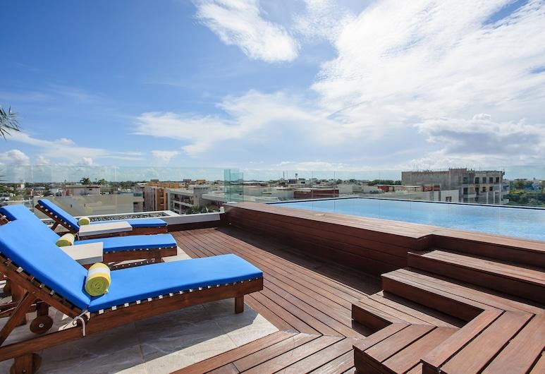 Horizonte, 2Bedroom 2Bathrooms, Playa del Carmen, Apartmán, 2 spálne, Terasa