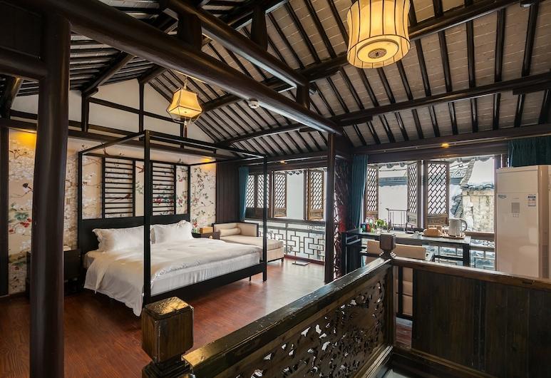 Stay in joy Tongyintang Tongli, Suzhou, Family Room, 2 Bedrooms, Garden View, Guest Room