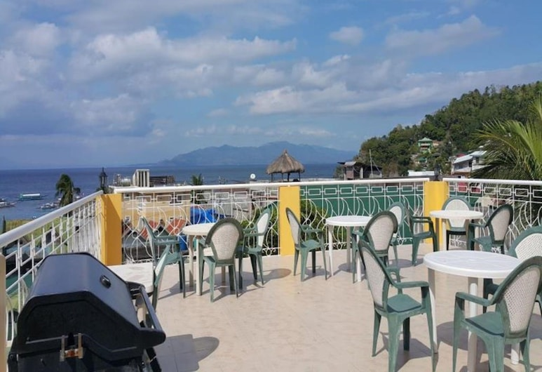 Sabang Oasis Resort, Puerto Galera, Outdoor Dining
