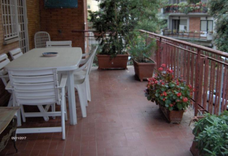羅馬弗萊明奢華公寓酒店, 羅馬, 陽台