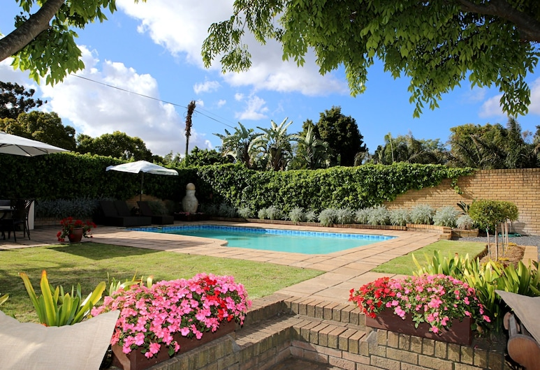 Ridgeworth Boutique Guesthouse, Cape Town, Luxury Double Room, Garden View