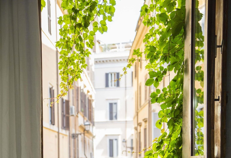 Do-Do Navona Suites, Rome, Superior Double Room, 1 Bedroom, Kitchenette, City View, Guest Room View