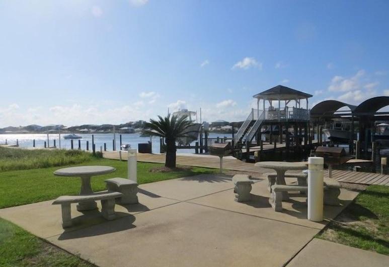 Jubilee Landing 203, Orange Beach, Leilighet, 2 soverom, Terrasse/veranda