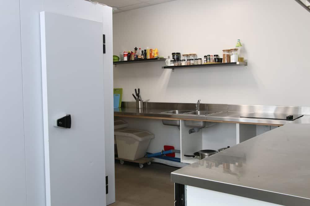 Enkeltværelse - Fælles køkken