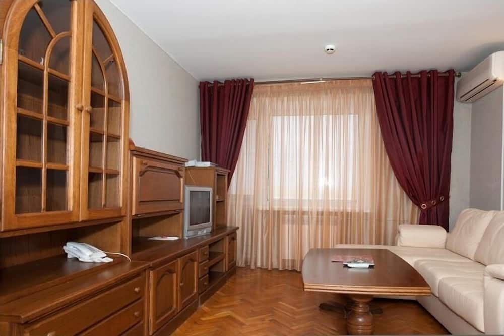 Appartement (Suite) - Woonkamer
